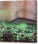 Nj Abstract Three Acrylic Print