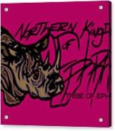 Nk Of Ephraim Acrylic Print