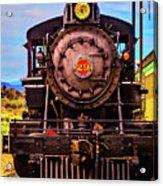No 29 Virgina Truckee Train Acrylic Print