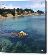 No Place Like Monterey Acrylic Print