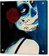 No Se Olvide De Mi Acrylic Print