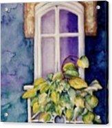 Juliet Balcony Acrylic Print