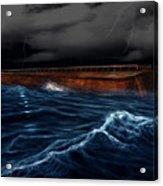 Noah Ark Acrylic Print