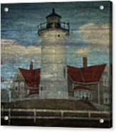 Nobska Lighthouse 2 Acrylic Print