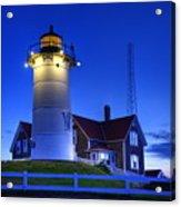 Nobska Lighthouse Acrylic Print