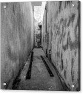 Noho Alleyway Acrylic Print