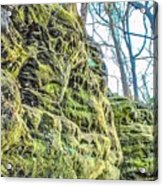 Nooks And Crannies Acrylic Print