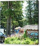 Nooksack City Park Acrylic Print