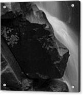 Nooksack River Falls Acrylic Print