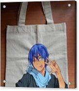 Norogami/yato Canvas Bag Acrylic Print