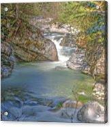 Norrish Creek Acrylic Print
