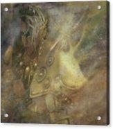 Norse Warrior Acrylic Print