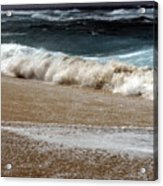 North Beach, Oahu V Acrylic Print
