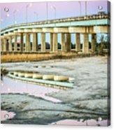 North Bridge Park 2012 Acrylic Print