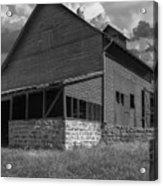 North Carolina Farm Acrylic Print