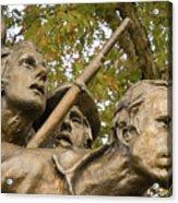 North Carolina Monument Acrylic Print