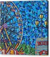 North Carolina State Fair 6 Acrylic Print