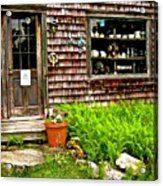 North Country Antiques Acrylic Print