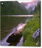 North Fork Of The Clearwater Acrylic Print by Idaho Scenic Images Linda Lantzy
