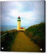 North Head Lighthouse V Acrylic Print