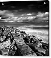 North Mole Acrylic Print
