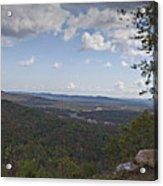 North Mountain Overlook  Acrylic Print