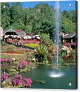 North Of Chiang Mai Acrylic Print