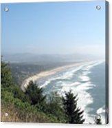 North Oregon Coast Photograph Acrylic Print