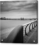 North Pier Blackpool Acrylic Print