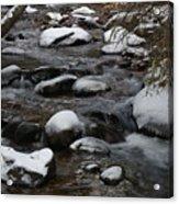 North St. Vrain Creek Acrylic Print