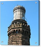 North Tower - Lighthouse Acrylic Print