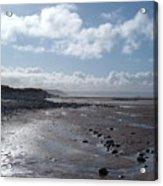 Northam Burrows Beach Acrylic Print