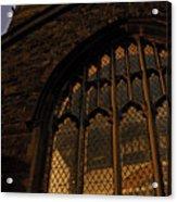 Northampton Church At Dusk Acrylic Print