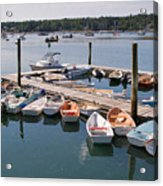 Northeast Harbor Maine Acrylic Print
