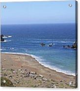 Northern California Coast Acrylic Print