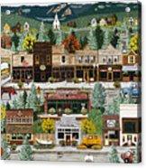 Northern Exposure Acrylic Print