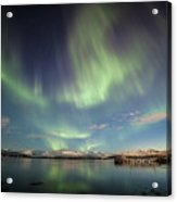 Northern Light Xiv Acrylic Print