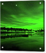 Northern Lights 3 Acrylic Print
