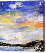 Northern Tundra Acrylic Print
