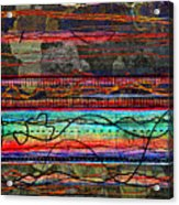 Northumberland 2 Acrylic Print
