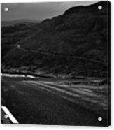 Norwegian Arctic Coastal Highway Acrylic Print