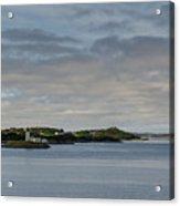 Norwegian Islands Acrylic Print