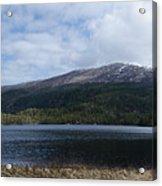 Norwegian Lake Acrylic Print