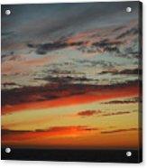 Norwegian Sea. Acrylic Print