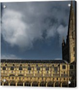 Norwich Cathedral Acrylic Print