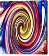 Nostalgic Marbles 4 Acrylic Print