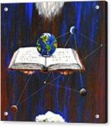 Nostradamus Acrylic Print