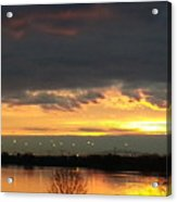 Not Just Another Sunrise Acrylic Print