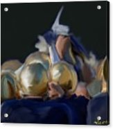 Notre Dame #1 Acrylic Print
