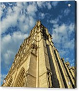 Notre Dame Angles In Color - Paris, France Acrylic Print